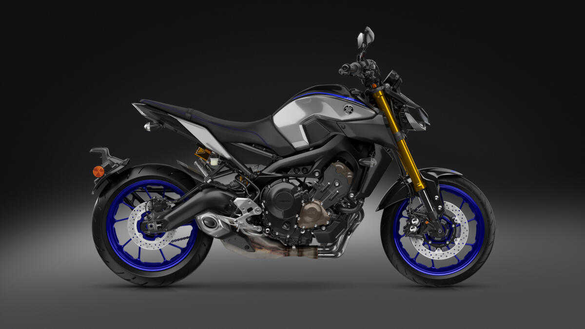 Yamaha MT 09 price in india